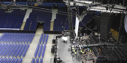 Virtual Seating Plan Barclaycard Arena